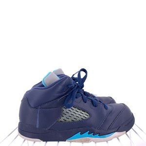 Nike Air Jordan 5 Retro Kids Size 10c